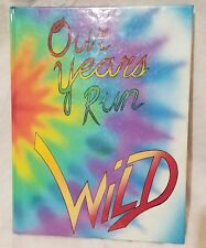 1991 C Milton Wright High School Yearbook Bel Air MD Espirit