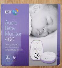 BT 400  Digital Audio Baby Monitor