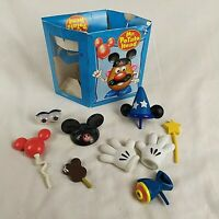 Mr POTATO HEAD DISNEY Parks Mickey Mouse extras accessories ears Fantasia hat