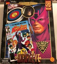 Famous Covers Hawkeye Marvel Figure