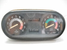 1981 Yamaha SS 440 Tachometer and Speedometer #3178