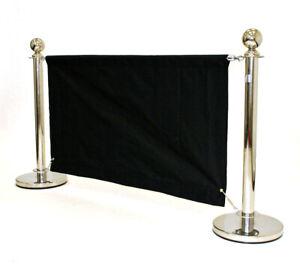 Cafe Barrier System, Cafe Barrier Sets, Cafe Barriers, Shop Signs, Pub Barriers