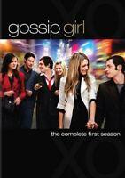 GOSSIP GIRL THE COMPLETE FIRST SEASON DVD