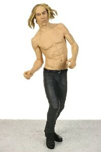 "NECA Godfather of Punk Rock IGGY POP 7"" Action Figure 2011"