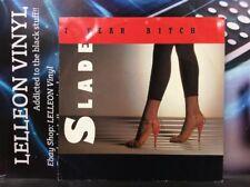"Slade 7 Year Bitch 12"" Single Vinyl RCAT475 A1/B1 Rock 80's"