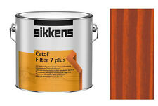 Sikkens Holzlasur Cetol Filter 7 plus 085 Teak 2 5 Liter