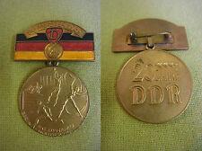 DDR Abzeichen - Dynamo - SG Meister 1969 - Berlin Hohenschönhausen  - goldfarben