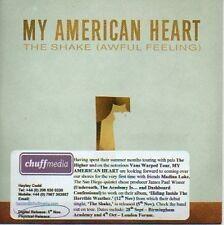 (950C) My American Heart, The Shake (Awful Feeli- DJ CD