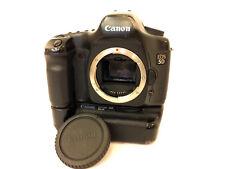 Canon EOS 5D 12.8MP Digital SLR Camera - WITH BATTERY GRIP BG-E4
