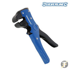 Silverline 2-in-1 Adjustable Automatic Wire Stripper 296135