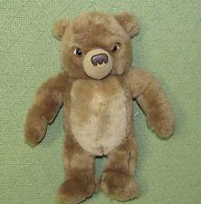 "Vintage LITTLE BEAR 12"" Maurice Sendak Plush Lovie Stuffed Animal Doll Character"