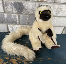 """Sifaka Lemur Monkey 9"""" tall & 27"""" long Plush Fiesta Stuffed Animal P6"""