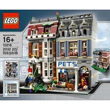 NEW LEGO PET SHOP SET 10218 sealed in box modular building nisb nib creator rare