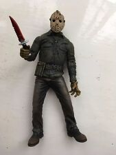 "7"" MEZCO CINEMA OF FEAR SERIES 2 FRIDAY THE 13TH 6 JASON VOORHEES HORROR FIGURE"
