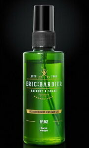 Beard Oil Mahogany - Eric: Barbier - Vegan Natural Care 100ml Made IN Germany