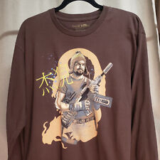 Firefly Serenity Jayne Cobb L Shirt Rare Adam Baldwin Cotton Convention Sci Fi