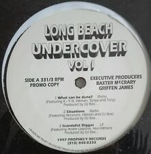 Long Beach Undercover Vol. 1  *Indie Hip Hop* 97
