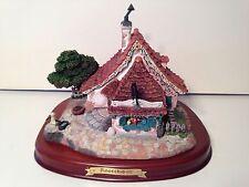 Enchanted Places WDCC Pinocchio Geppetto's Toy Shop Walt Disney