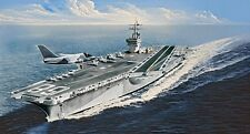 Revell 05130 U.S.S Nimitz CVN-68 (Early) Kit scale 1/720 FREE Tracked Post