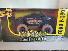 New Bright Mud Slinger, Ford F-150 RC Truck **BRAND NEW**