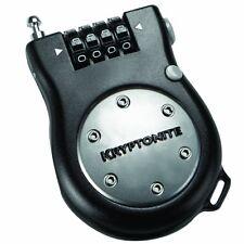 Kryptonite R-2 Retractable Combo Cable Lock: 3' (90cm)