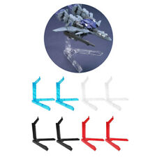 8x Action Figure Stand for 1/144 1/100 HG/RG Gundam Figure Toy Accessory