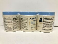 Pack of 3 Aveeno Baby Eczema Therapy Night Time Balm Pediatrician Recommended