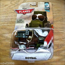 Disney Planes ROYBAL U.S.S. FLYSENHOWER Theme diecast DLT13 JollyWrench LSO Navy