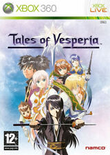 TALES OF VESPERIA Xbox 360 Microsoft XBOX360 Role Playing Game UK Rele Brand New