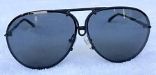CARRERA PORSCHE DESIGN  Vintage Sunglasses 5623 90 Lunettes Gafas Sol Large