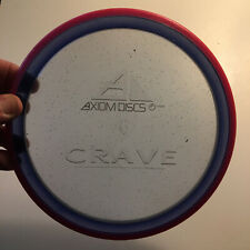 Axiom Proton Crave Older Stamp 154g Patent Pending Fairway Driver Golf Disc