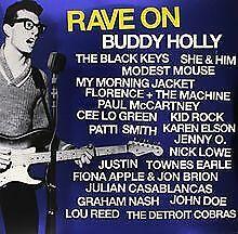 Rave on Buddy Holly [Vinyl LP] von Various Artists | CD | Zustand gut