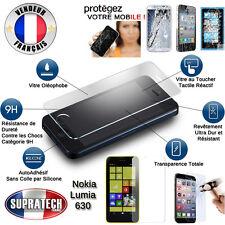 Protection d'Ecran en Verre Trempé Contre les Chocs pour Nokia Lumia 630