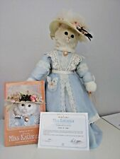 The Danbury Mint Miss Katianna Collector  Cat Doll Rare Jacqueline Bardner Smith