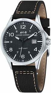 AVI-8 Hawker Harrier Ii Men's Quartz Watch AV-SET1-05 AV-4019-05