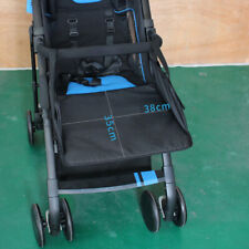 Baby Stroller Footrest Footboard Extension Foot Rest Pushchair Pram Accessory Us