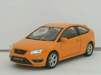 1:34 FORD FOCUS ST COCHE DE METAL A ESCALA SCALE CAR DIECAST 1/32