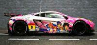 1/32 McLaren 12C GT3 #9 Manga für Carrera Digital 132 +Licht + Bremslicht