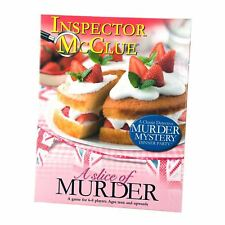 El Inspector McClue Asesinato Misterio Juego-una rebanada de asesinato