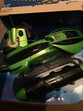Mattel Tyco Rc Terrain Twister Lime Green tested works, but no charger/battery