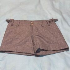 Wool HEI HEI Anthropologie grey Shorts size 6