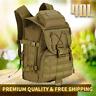 40 L Outdoor Military Tactical Backpack Hiking Camping Trek Rucksack bag Travel