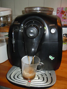 Philips Saeco XSMALL HD8743 Kaffeevollautomat