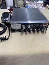 Galaxy DX949 40 Channel CB Radio & Powerband RFX-75 75W Amplifier - Powered Mic!