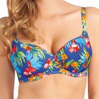Freya Swimwear Acapulco Sweetheart Padded Bikini Top Cobalt 3339
