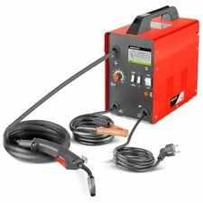Saldatrice a filo continuo professionale utilizzabile con gas e senza gas tur...