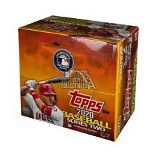 Topps Series 2 Baseball Cards (2020) - 24 Box