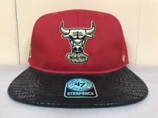 Brand New Forty Seven Brand Chicago Bulls StrapBack