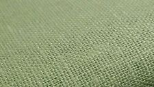 """Linen Rayon Laundered with Light Lime(Lt Green) color, 52/55"""" width, by the yard"""