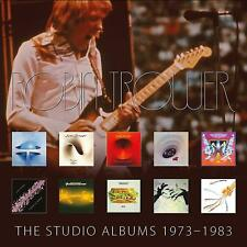 ROBIN TROWER THE STUDIO ALBUMS 1973-1983 10 CD SET (February 8th 2019)